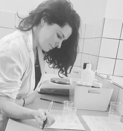 Clémence LE SOLLIEC, esthéticienne & ingénieur en cosmétique